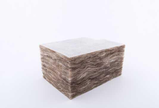Glaswol - Glaswol zonder fenol en formaldehyde